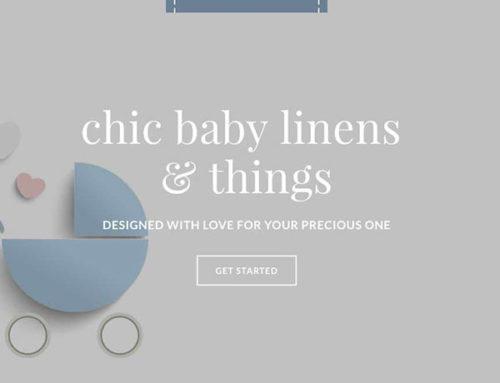 DESIGNER BABY LINENS